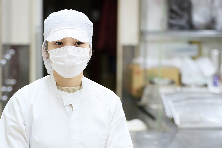 食品工場スタッフ